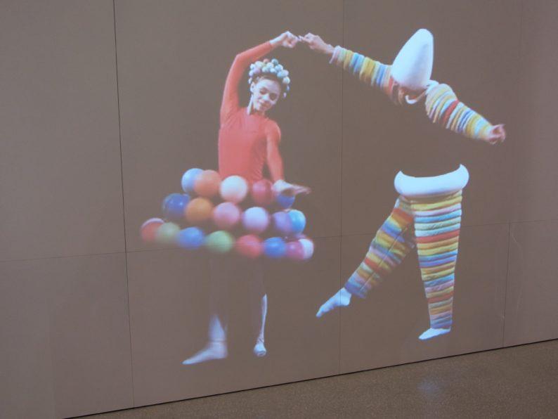 Bauhaus Museum - Triadisches Ballett