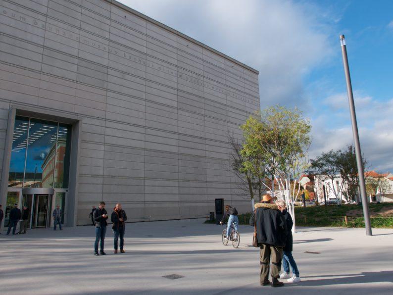 das neue Bauhaus -Museum