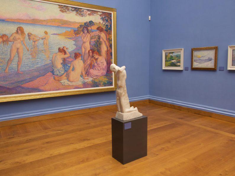 Neues Museum - Hard Graf Kesslers Ausstellung