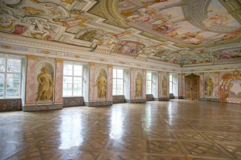 Altes Schloss - Fürstensaal