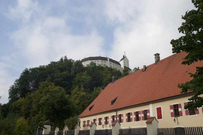 Aschau - Festung Hohenaschau