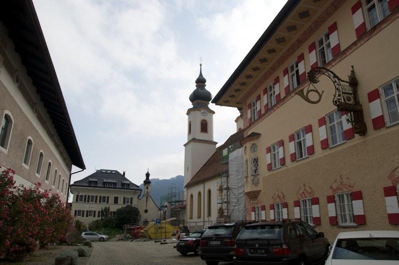 Aschau - Restaurant Winkler