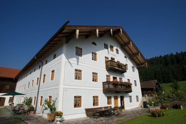 Bad Endorf - Zenzhof der Familie Brückner