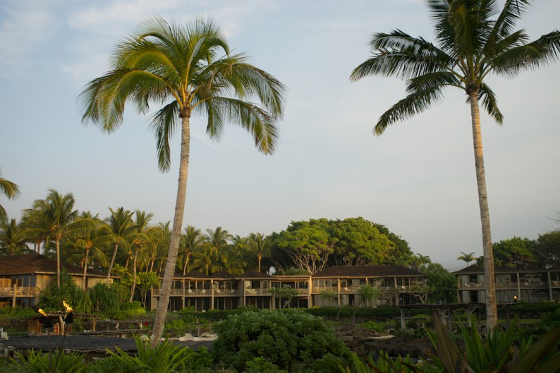 Big Island - Four Seasons