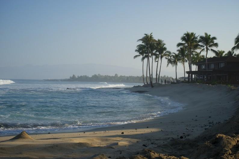 Big Island - Four Seasons Kona