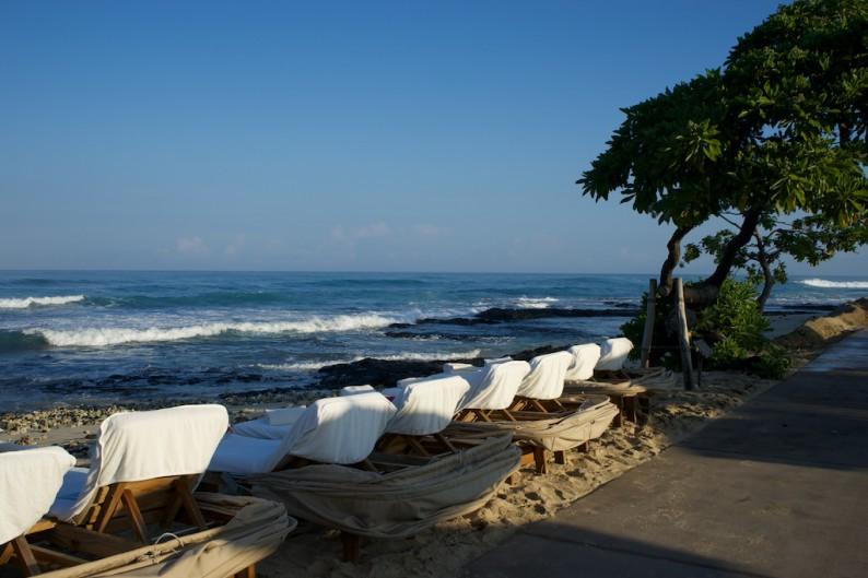 Big Island - Four Seasons Kona Beach