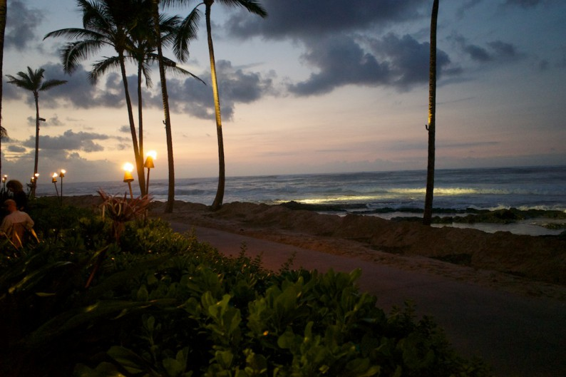 Big Island - Four Seasons - Promenade