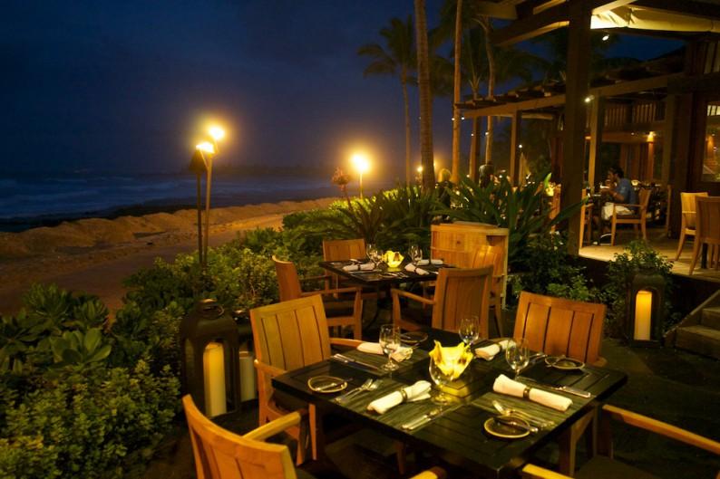 Big Island - Four Seasons - Ulu Grill (1)