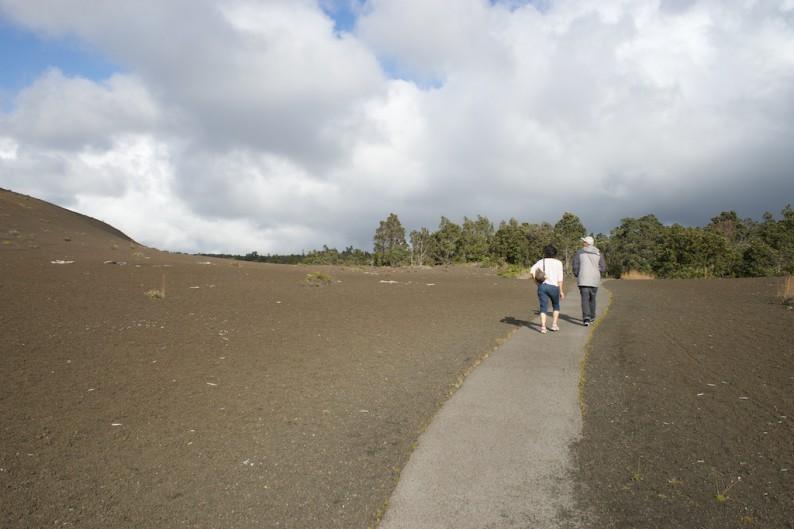 Big Island - Hawaii Volcanoes NP - Devastation Trail
