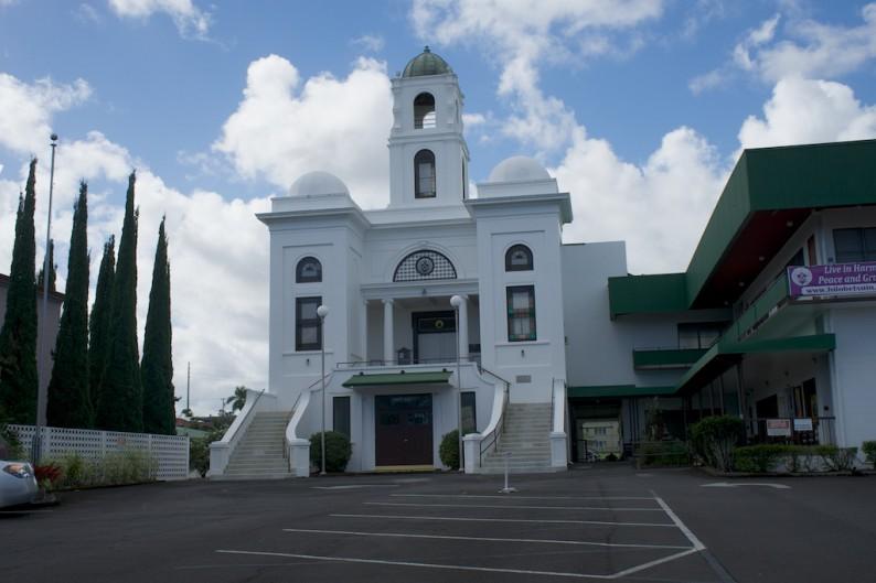 Big Island - Hilo - Kirche