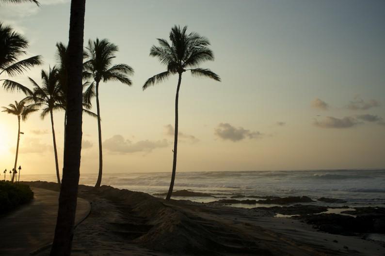 Big Island - Kona Beach