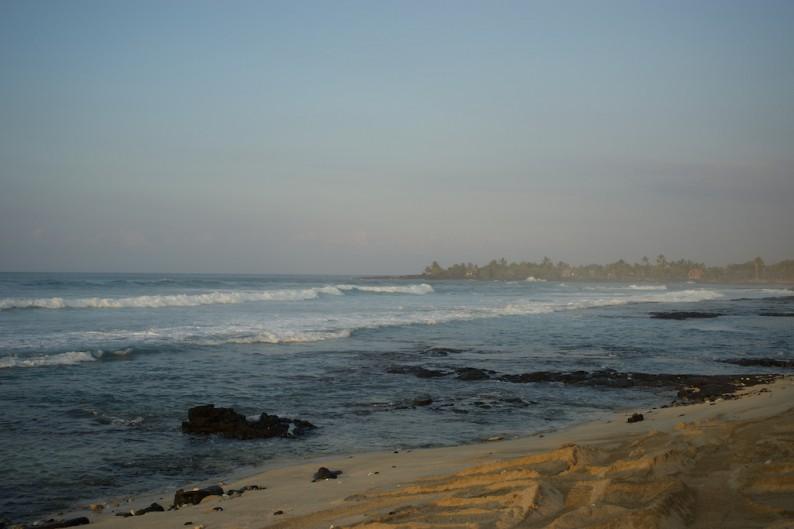 Big Island - Kona Beach - Sturm
