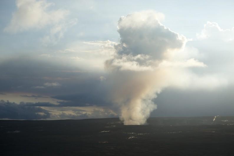 Big Island - Volcano NP - Halemaumau Krater