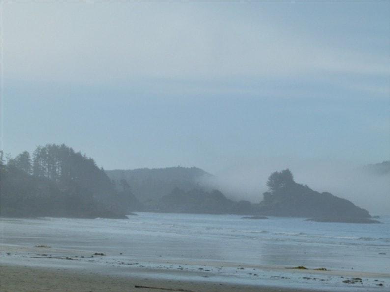 Chesterman Beach früher Morgen