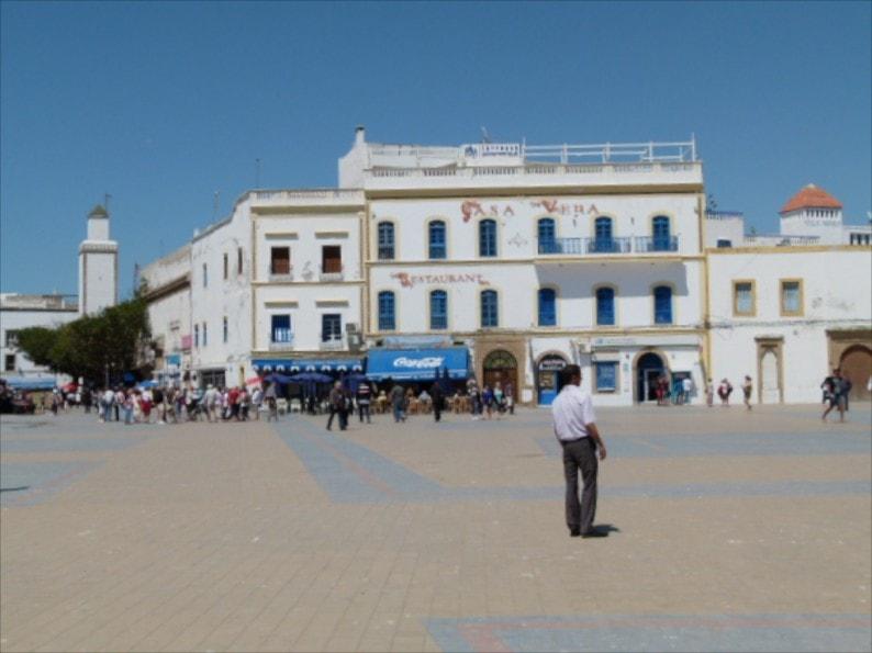 Essaouira Place Moulay