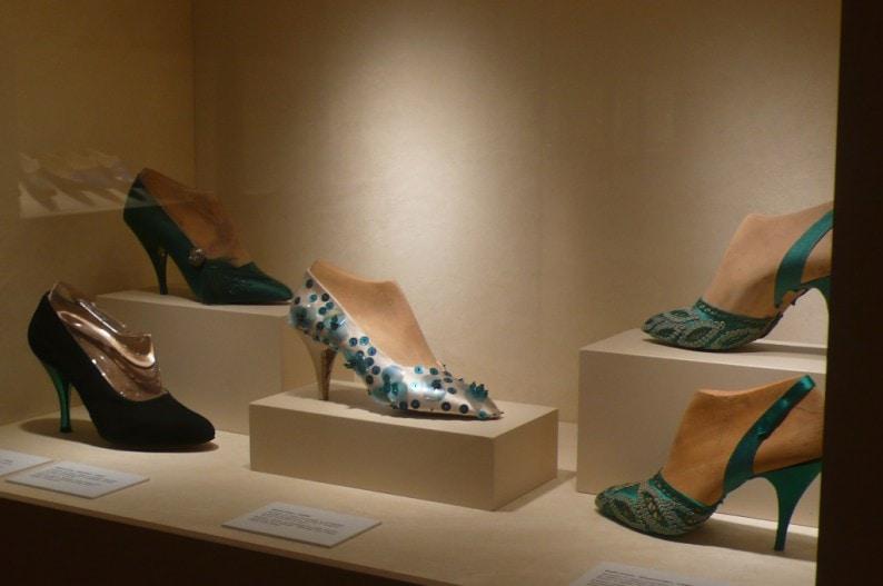 Florenz - Ferragamo Schuh-Museum