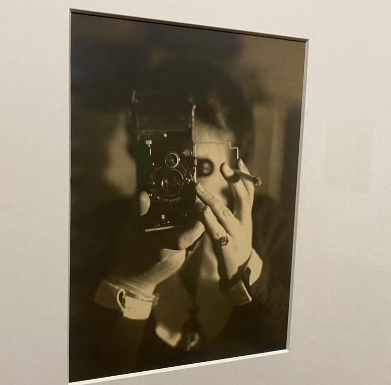 Germaine Krull - Autoportrait 1925