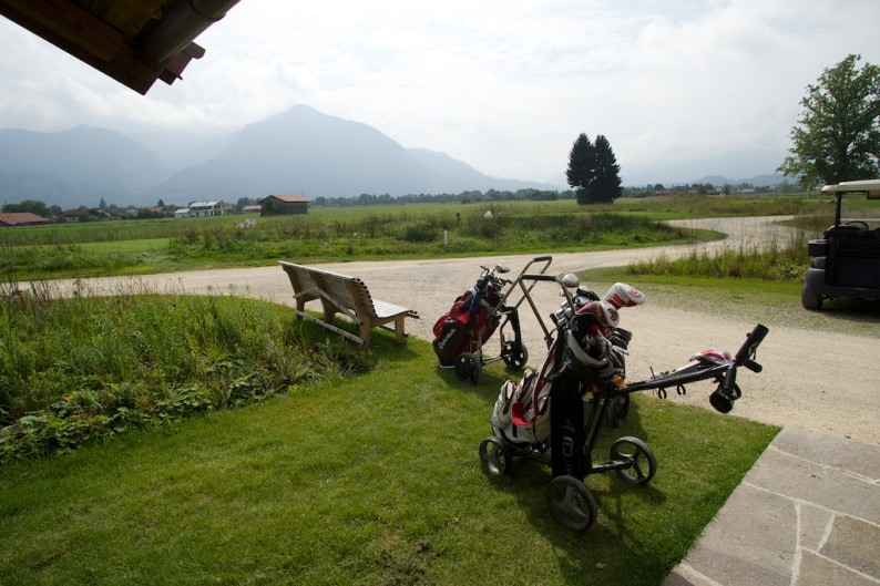 Grassau - Golfressort Achental