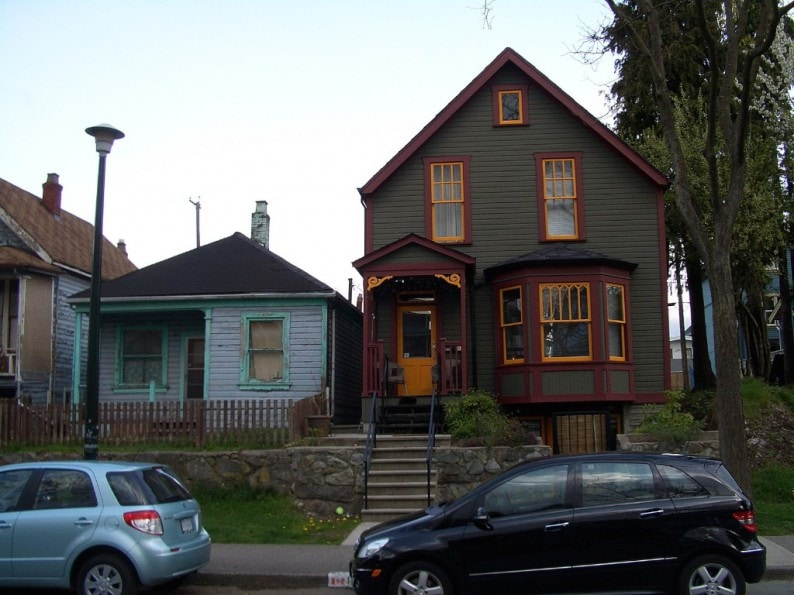 Häuser in Strathcona
