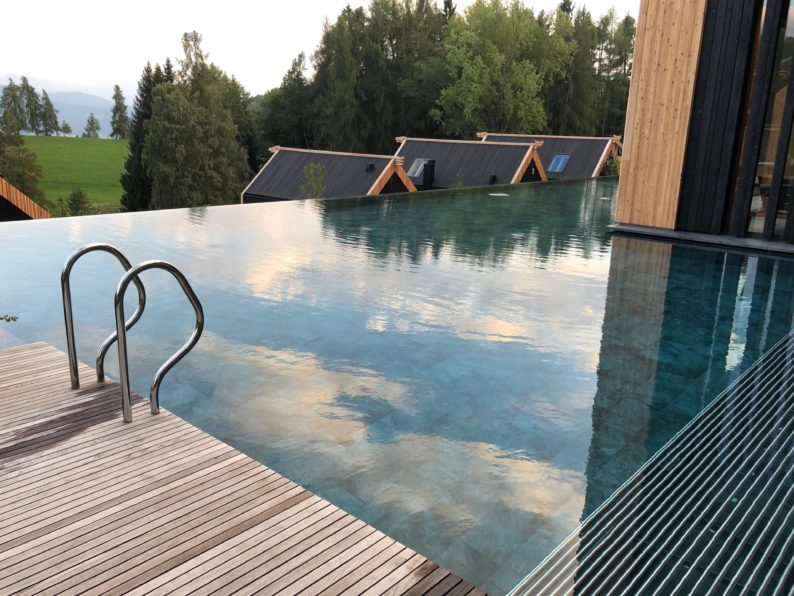 Adler Lodge Ritten -  Pool