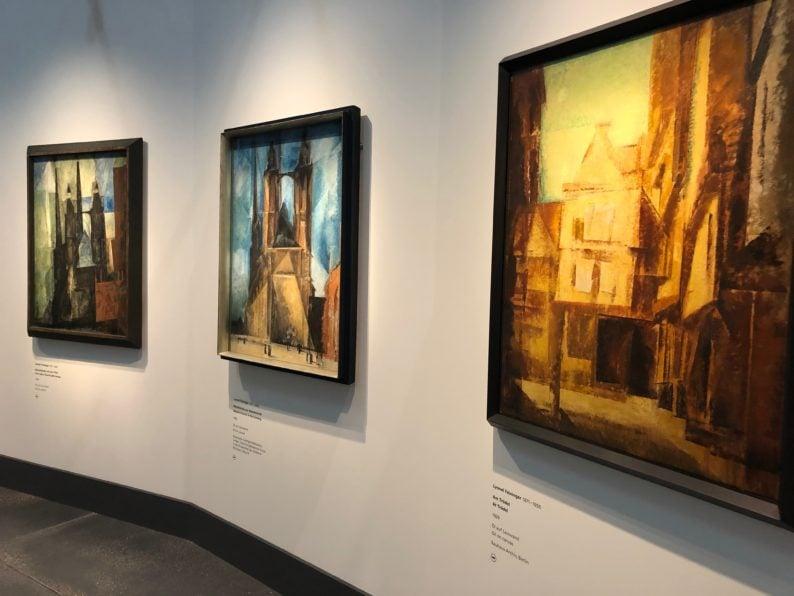 Moritzburg - Halle- Bilder Lionel Feninger