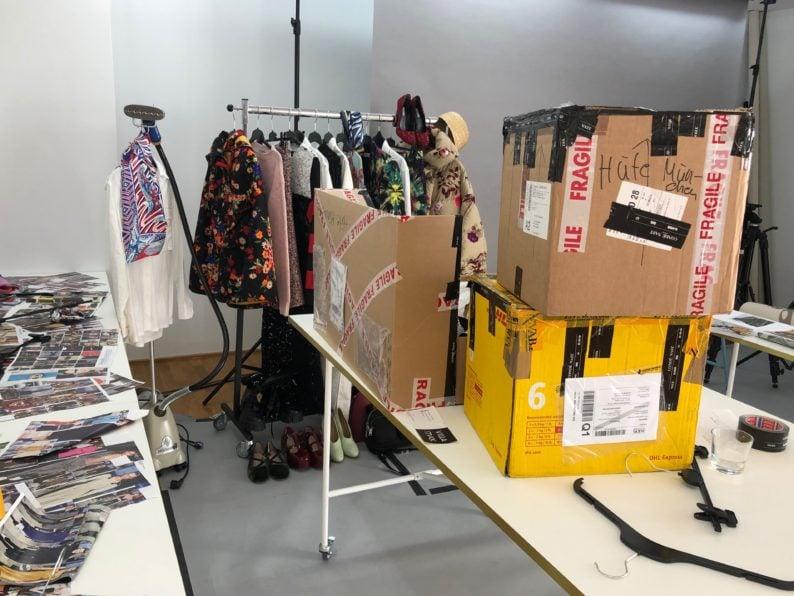 Vogue Atelier - so sieht der Alltag der Produktion aus