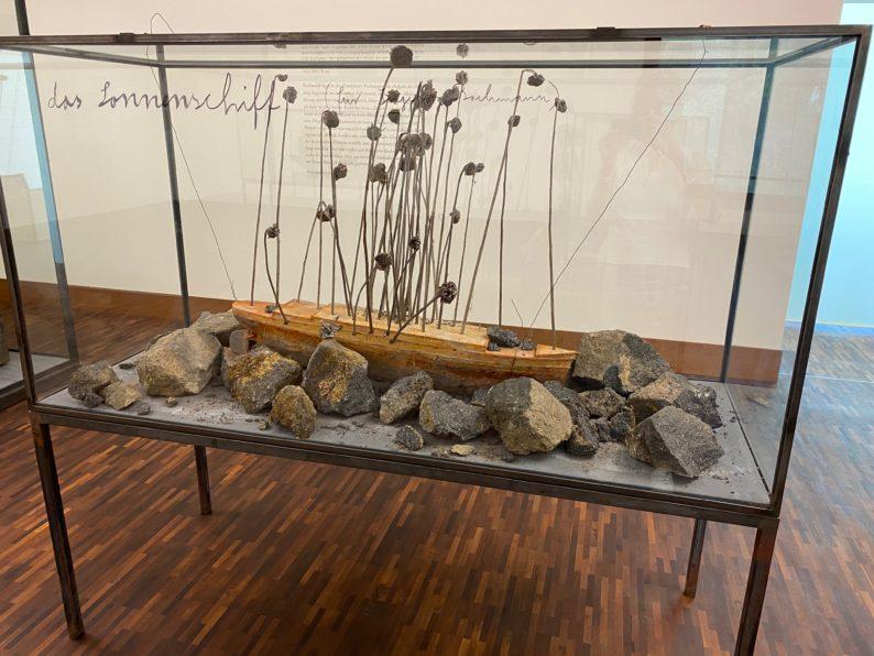 Opus Magnum - das Sonnenschiff 2015 - Für Ingeborg Bachmann