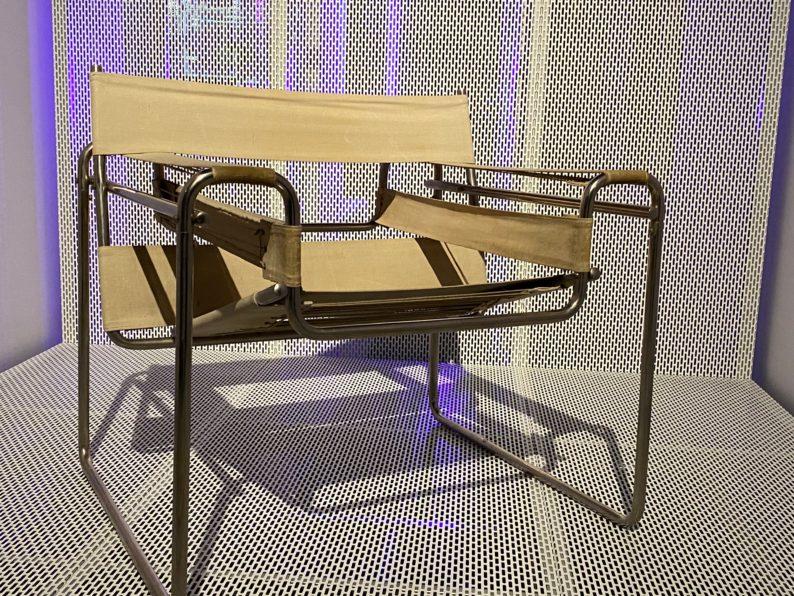 Stuhl von Marcel Breuer
