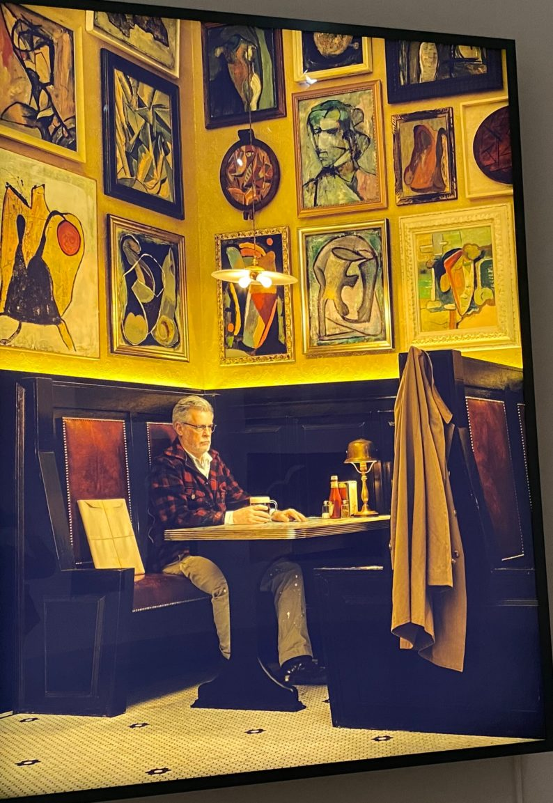Rodney Graham  - Artist in a Artist