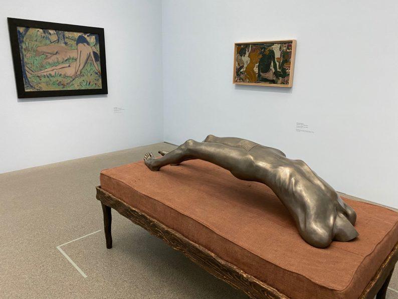 Louise Bourgeois - Archer figure 1993 - Otto Mueller