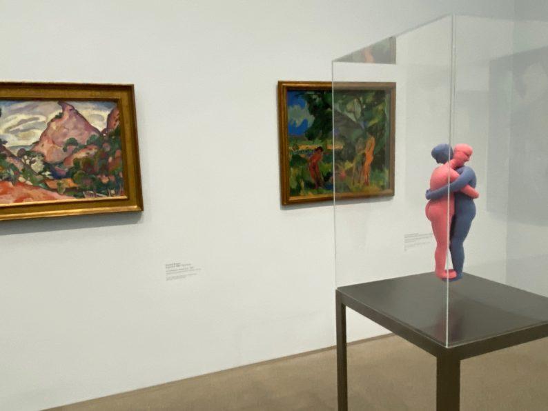 Louise Bourgeois  - Ludwig Kirchner