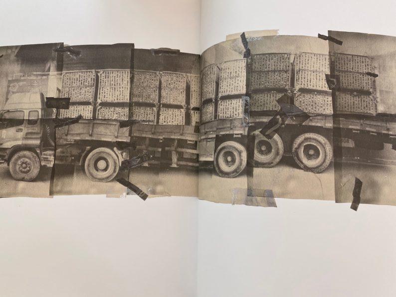 Zang Xiao - Apple truck