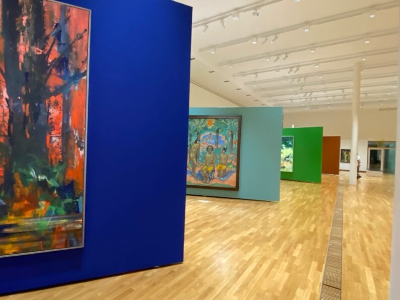 Avantgarde in Farben