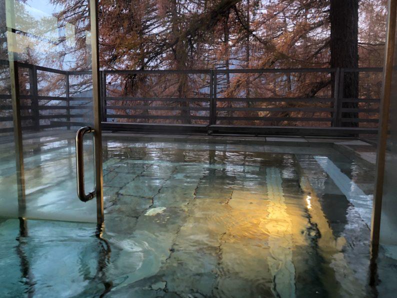 Vigilius Mountain Resort - Whirlpool