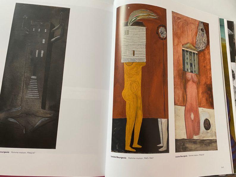 Louise Bourgeois -Femme maison 1945-47, Katalog Hirmer Verlag