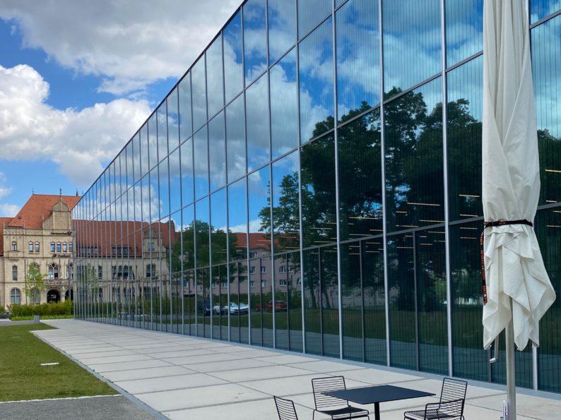 das Bauhaus - Museum