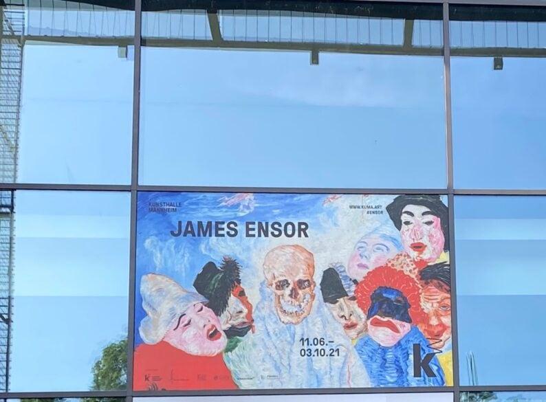 James Ensor in der Kunsthalle Mannheim