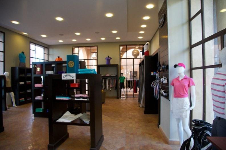 Marrakech- Golclub Samanah - Shop