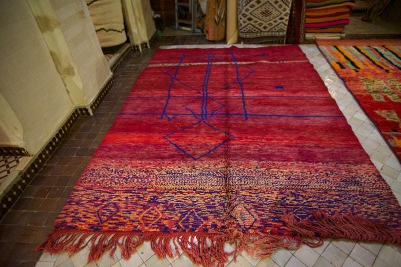 Marrakech - Medina - Chez les Nomades (2)