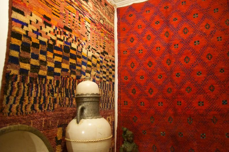 Marrakech - Medina - Chez les Nomades