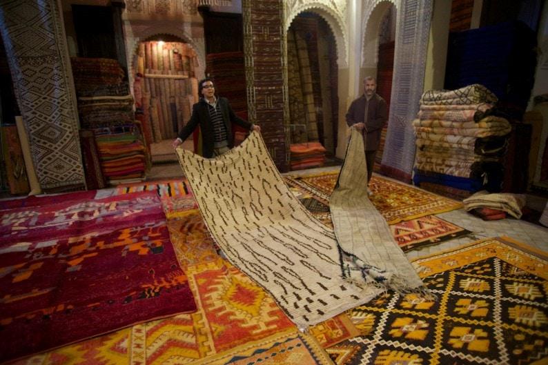 Marrakech - Medina - Chez les Nomads