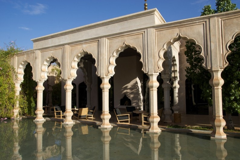 Marrakech - Palais Namaskar