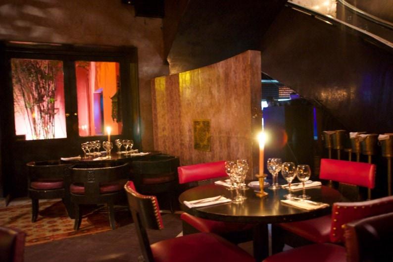 Marrakech - Restaurant Comptoir