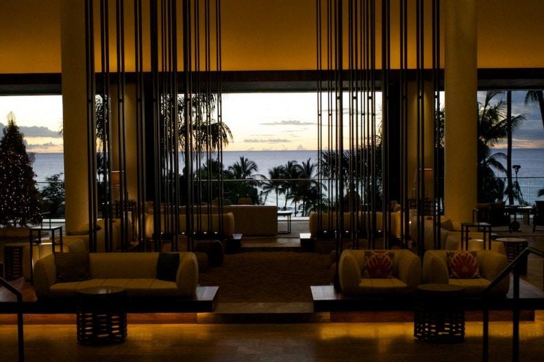 Maui - Wailea - Hyatt Andaz - Lobby