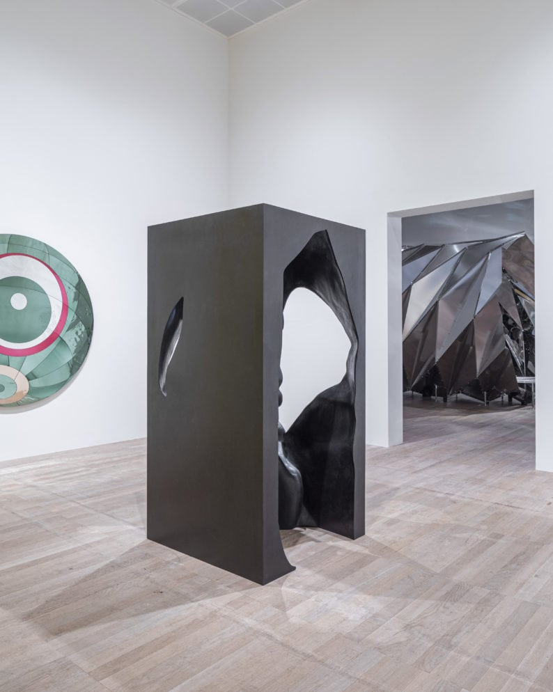 Olafur Eliasson, The presence of absence 2019