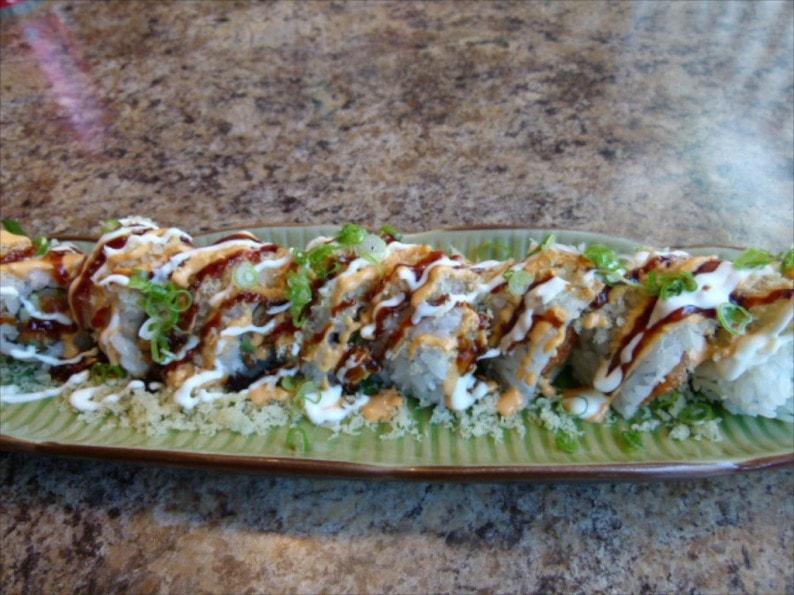 Restaurant Sei Mi - Tuna Roll