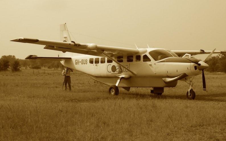 Tanzania - Flughafen Kogatende