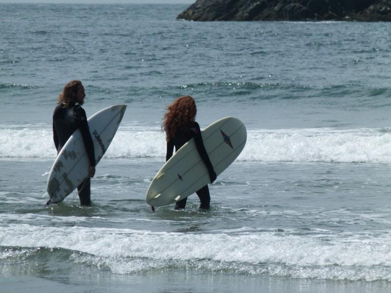 Tofino - Chesterman Beach - 2 Surfer