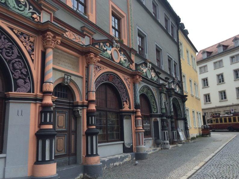 Weimar - Cranach-Haus